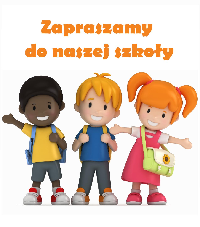 Rekrutacja dzieci do klasy I szkoły podstawowej